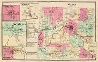 Galen New York - Beers 1874 - 23.00 x 36.12