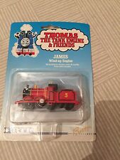 WIND UP JAMES-ERTL-THOMAS & FRIENDS-Nuevo Y En Caja-raro