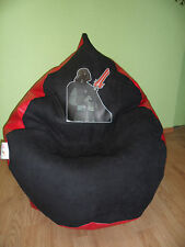 Sitzsack XL von Lux ca. 320 L Star Wars Lederimitat rot  Das Erwachen der Macht!
