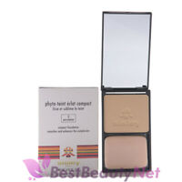 Sisley Phyto Teint Eclat Compact Foundation #0 Porcelaine 0.35oz / 10g New