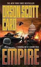 NEW Empire by Orson Scott Card