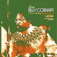 Billy Cobham - Live At Montreux Switzerland 1978 [New CD]