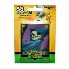 Dofus Krosmaster Arena 58 Foil Cards (Complete)
