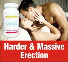 Stallion POWER Man's Stamina fast acting Sexual Enhancing Capsules. Last LongSex