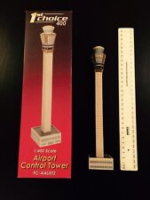 FIRST CHOICE GEMINI JETS AIRPORT CONTROL TOWER Scale 1/400 FCAAL002 NEW GENUINE