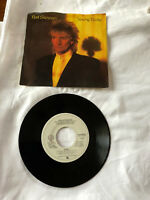 ROD STEWART YOUNG TURKS 45 RPM RECORD SONNY