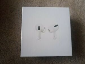 Apple AirPods Pro Wireless In-Ear Headphones with Charging Case - White Sealed