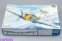 Trumpeter 02288 1/32 Messerschmitt Bf 109E-3 hot