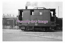 gw0727 - Yarmouth Quay Railway 68216 Ex GER Tram Loco 10 Sep 1951 photograph 6x4