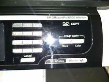 HP Officejet Pro 8500 Wireless All-in-One Printer CB023A Model # SNPRC-0703-02