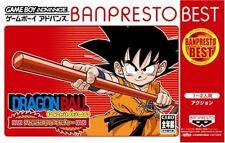 Dragon Ball Z BEST Advance Adventure GBA Gameboy JAPAN BANPREST BEST