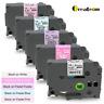 5 Pk Compatible Label Tape 12mm for Brother P-Touch TZ TZe-231 TZe-MQP35 PT-D210