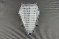 TAIL light Faro Fanale posteriore per YAMAHA chiaro YZF R6 06 07