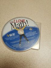 DK (I LOVE MATH) CD-ROM 1997, 2000  CD only for Windows and Mac