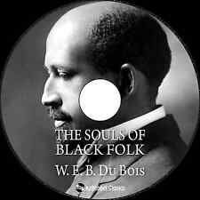 The Souls of Black Folk - Unabridged MP3 CD Audiobook in paper sleeve