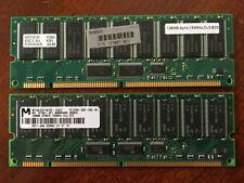 Compaq Proliant 256MB (2 x 128MB), Synch, 133MHz, CL3, ECC (127007-021) RAM