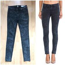 rag & bone Women's Sz 26 Legging Skinny Jeans in Rose Bowl - Dark Acid Wash