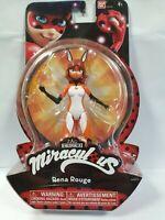 Rena Rouge 15cm  6in Action Figure Bandai Zag Heroez Miraculous