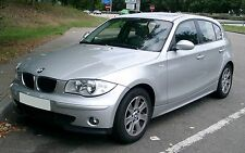 BMW 1 SERIES 04-11 DRIVERS SIDE O/S WING PRE-PAINTED TO ANY STANDARD SHADE