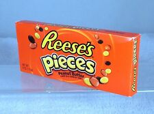 1 Reese's Pieces Peanut Butter Candy Retro Sweets (113 gram Box)