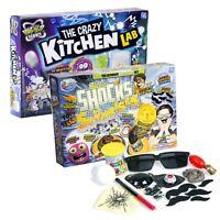 Pack Doble - Loco Cocina Laboratorio & Grande Caja De Choques Y Surpises Toy