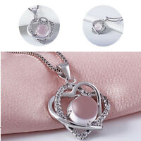 Fashion Charm Jewelry Crystal Pendant Chain Chunky Bib Statement Choker Necklace