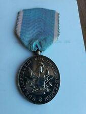 Westphalia Kingdom Military Honour Medal Napoleonic Wars 1809 Rare