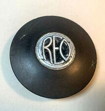 Vtg 1920s 30s Reo Bakelite Horn Button Cap Steering Wheel Emblem 1930