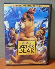 Authentic Disney: Brother Bear (DVD, 2004, 2-Disc Set, Special Edition) LIKE NEW