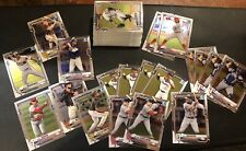 2021 Bowman Chrome - LOT OF 64 ROOKIES RC BASE Hayes Adell Baddoo Pache Chisholm