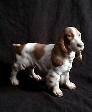 B&G Copenhagen porcelain Cocker Spaniel dogfigurine #2095, 8.5 inches