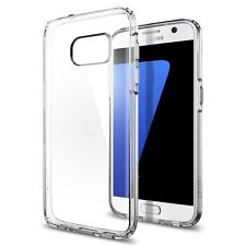 Case For Samsung Galaxy S7 Gel Silicone TPU Back Cover + 1pcs Screen Protector