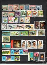 Niue - Lot Of Early Unused MH/OG Stamps {NU7}