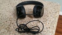 Beats By Dr dre Solo 2.0 Wired Headphones headband Black color
