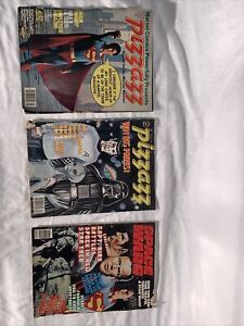 Pizzazz magazine, Marvel Comics, 1-1979 Christopher Reeves Superman/ Space Wars