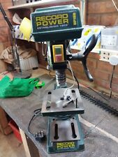 Record Power pillar drill press DP16B