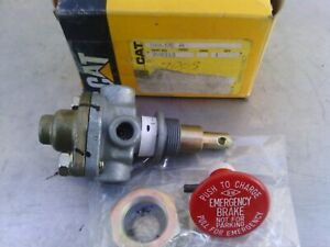 Caterpillar valve assembly brake control 3V8313 new old stock item. Many apps.