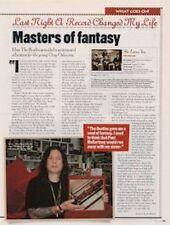 Ozzy Osbourne Beatles a retrospective Article
