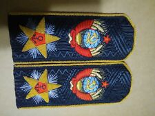 Soviet Russian Admiral of the Naval Navy Fleet WW2 WWII  rank shoulder boards