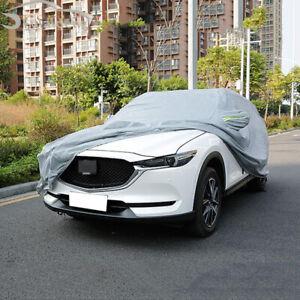 For Mazda CX-5 2017+ Car Cover Waterproof Anti Heat Sun UV Dust Rain Protection