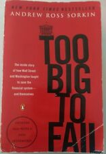 Too Big to Fail: The Inside Story of How Wall Stre