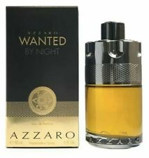 Azzaro Wanted by Night by Azzaro 5 / 5.0 oz EDT Cologne for Men New In Box