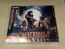 POWERWOLF BLESSED & POSSESSED MICP-90088 JAPAN 2CD w/OBI SEALED BONUS DISC 16168