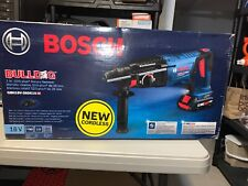 Bosch Bulldog Core18V 1-in Sds-Plus Cordless Rotary Hammer Drill