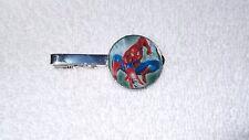 Spiderman Men's Tie Clip Clasp Accessory Suit Super Hero Accessory Gift