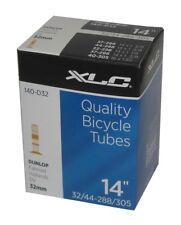 XLC Bicycle Tube 14 X 1 3/8 37/44-288/305 DV 32 Mm