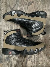 Air Jordan Retro 9 Olive 2012 Size 8 *NO INSOLE*