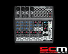 BEHRINGER 1202FX PA MIXER 12 CHANNEL BRAND NEW with WARRANTY