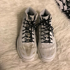 **CHEAP** PRE-OWNED MEN'S ADIDAS SNEAKERS SIZE 13