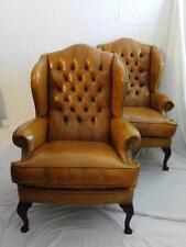 Leather Original 20th Century Antique Chairs